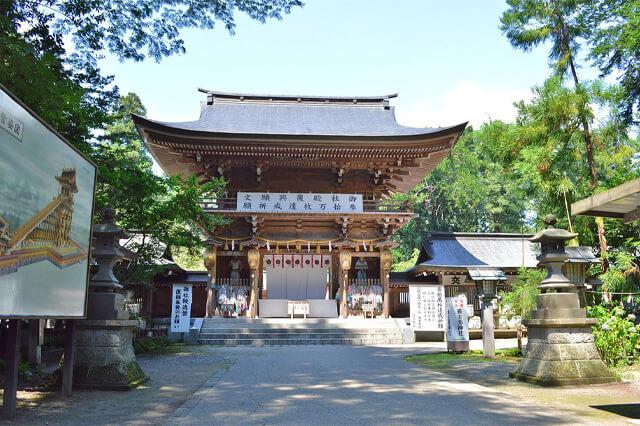 伊佐須美神社 パワースポット 福島 オススメ ランキング