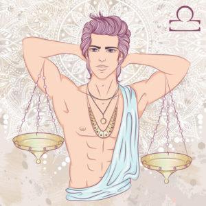 てんびん座 天秤座 男性 性質 特徴 12星座 占い 当たる