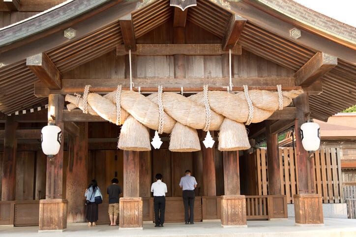 出雲大社 島根県 パワースポット 縁結び神社 おすすめ 占い 当たる