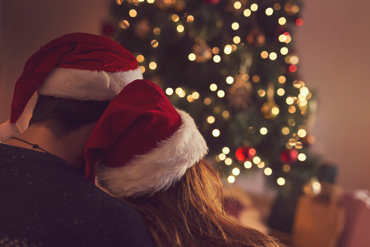クリスマス カップル 恋人未満 気になる人 占い