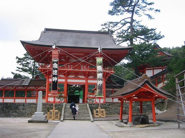 日御碕神社 島根 パワースポット ランキング 観光 おすすめ