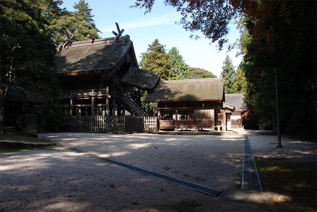 神魂神社 島根 パワースポット ランキング 観光 おすすめ