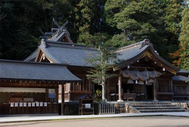 熊野大社 島根 パワースポット ランキング 観光 おすすめ