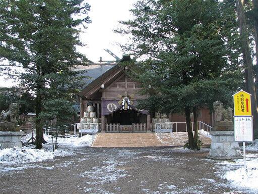 櫛田神社 パワースポット オススメ 富山 占い ランキング