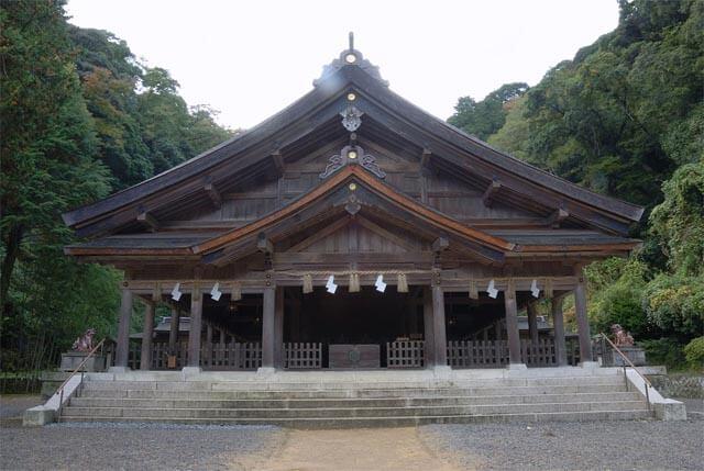 美保神社 島根県 パワースポット 当たる 占い 観光 おすすめ ランキング
