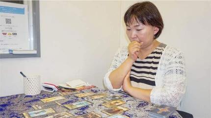 占い師 ミセス・カーシャさん 上野 御徒町 占い師 占い館 おすすめ ランキング