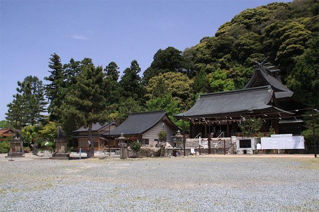 物部神社 島根県 パワースポット 当たる 占い 観光 おすすめ ランキング
