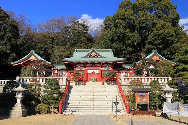 足利織姫神社 栃木 パワースポット オススメ ランキング 観光 おすすめ