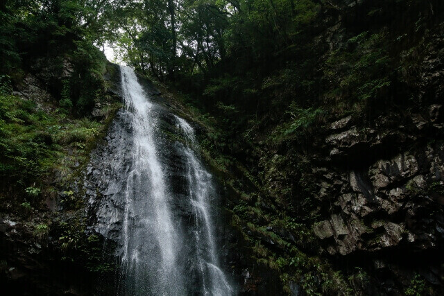 龍頭が滝 島根 パワースポット ランキング 観光 おすすめ