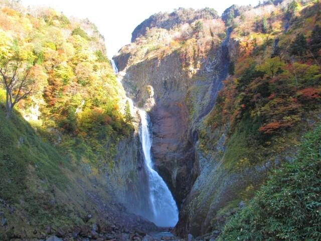 称名滝 富山 パワースポット オススメ 占い ランキング