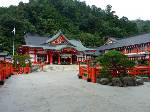 太皷谷稲成神社 島根県 パワースポット 当たる 占い 観光 おすすめ ランキング