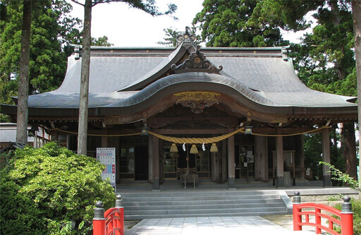 高瀬神社 パワースポット 富山神社