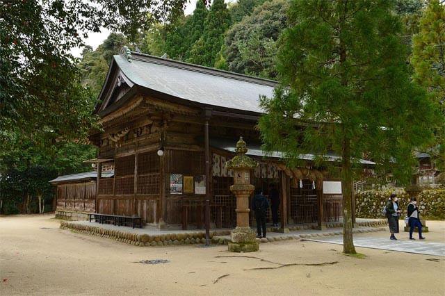 玉作湯神社  島根県 パワースポット 当たる 占い 観光 おすすめ ランキング
