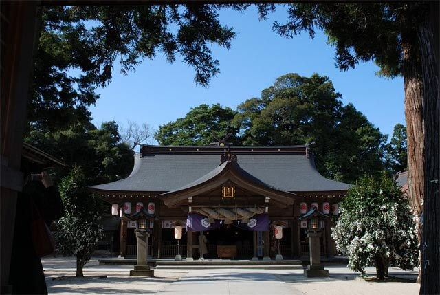 八重垣神社 パワースポット 島根 おすすめ ランキング 観光 占い