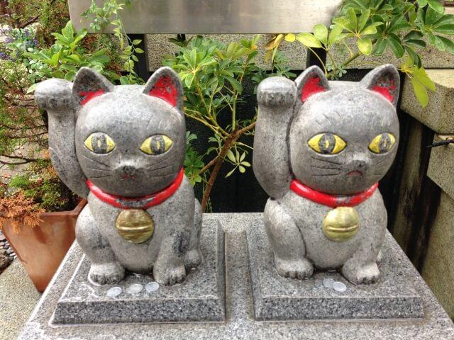 今戸神社 なで猫 おすすめ 待ち受け 開運 縁結び パワースポット