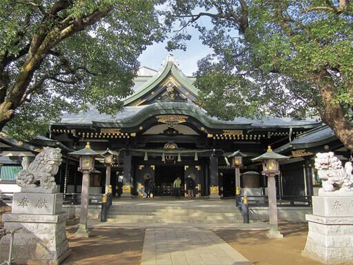 穴八幡宮 東京 パワースポット おすすめ 関東