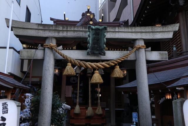 小網神社 東京 パワースポット おすすめ 関東