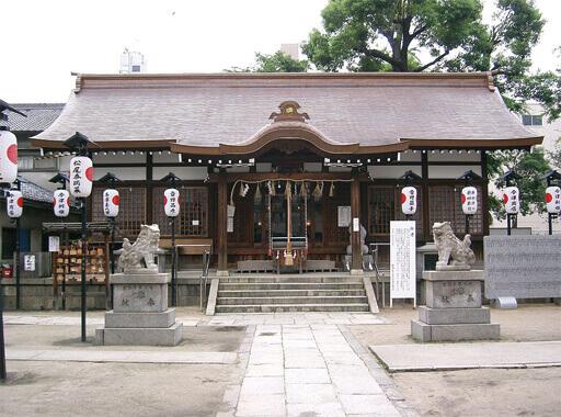 大国主神社 大阪 パワースポット 関西 近畿