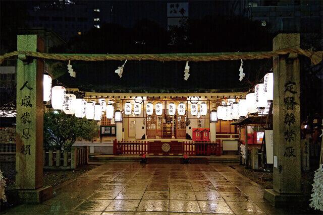 露天神社 大阪 関西 パワースポット おすすめ ランキング