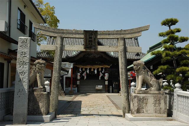 沖田神宮 中国地方 ランキング パワースポット おすすめ