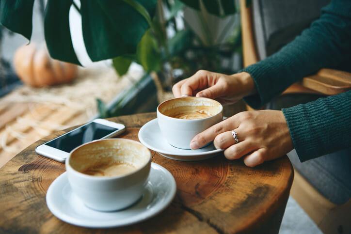 占い カフェ 開運