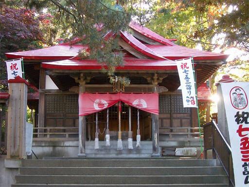 札幌伏見稲荷神社 おすすめ 東北 北海道 ランキング