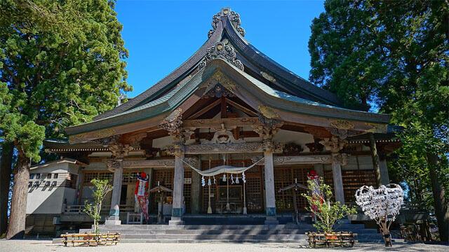 大平山三吉神社 おすすめ 東北 北海道 ランキング