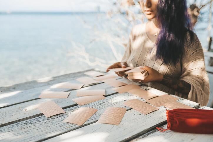 カード占い オラクルカード タロットカード 霊感訓練