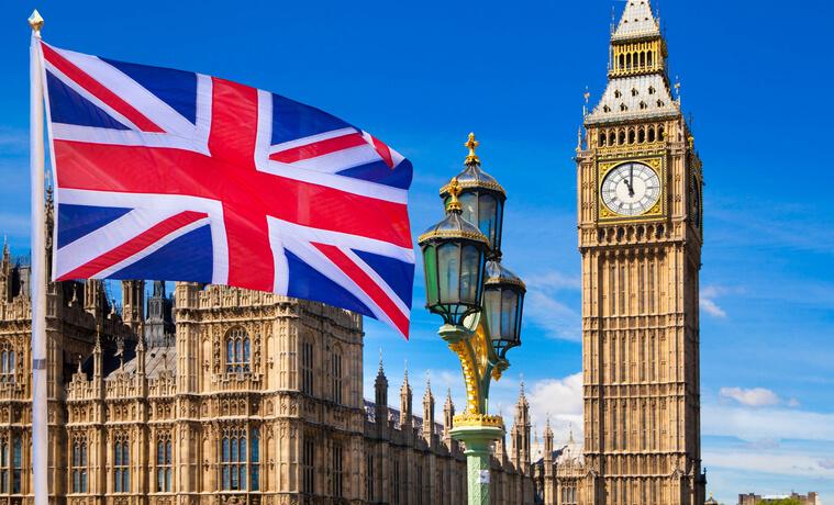 占い大国 イギリス