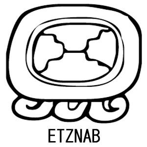 マヤ暦 太陽の紋章 白い鏡 意味 特徴 ETZNAB