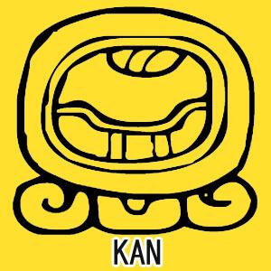 マヤ暦 太陽の紋章 黄色い種 意味 特徴 KAN