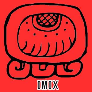 マヤ暦 太陽の紋章 赤い龍 意味 特徴 IMIX