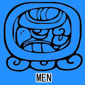 マヤ暦 太陽の紋章 青い鷲 意味 特徴 MEN
