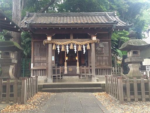 江古田浅間神社 パワースポット 東京 おすすめ