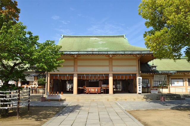 生國魂神社 パワースポット 大阪 ランキング おすすめ 評判