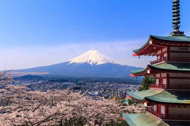 新倉山浅間神社 美容 パワースポット おすすめ