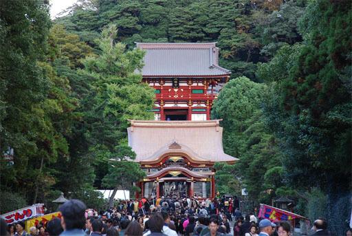 鶴岡八幡宮 仕事 神奈川 パワースポット