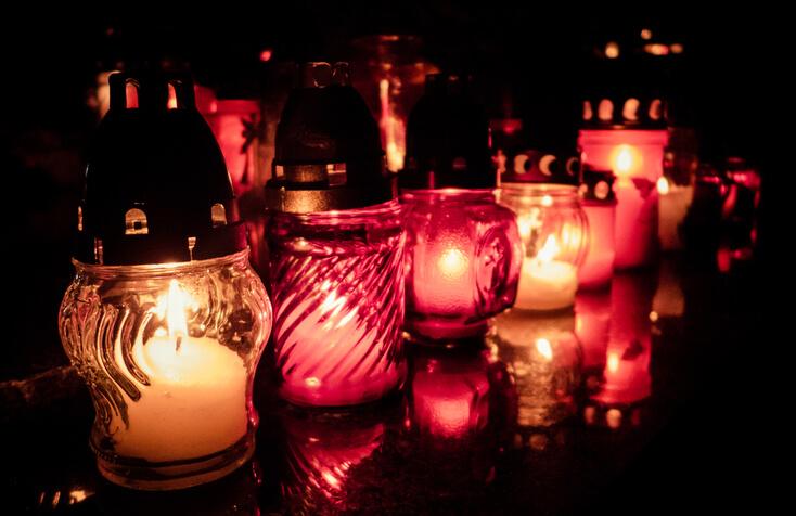 占い師 必需品 行燈 間接照明 ろうそく 花 パワーストーン